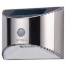 groothandel Verlichting: PowerPlus Parakeet  - Solar PIR Outdoor 4 LED Lamp