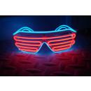 grossiste Verres: IA Rouge et Bleu  Light Up LED Lunettes