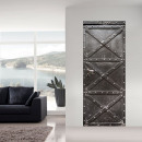 wholesale Wall Tattoos: Walplus Door Decoration Sticker - Metal Safe Door