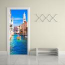 Decoración Walplus Puerta Etiqueta - Venecia