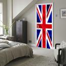 grossiste Stickers mureaux: Walplus Porte  décoration  autocollant - ...