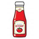 mayorista Alimentos y bebidas: Giggle Beaver Ketchup - Tetera y toalla de cocina