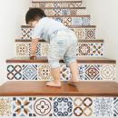 Walplus Azulejo - Wall Sticker / Staircase Sticker