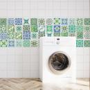 Walplus Turkish Mosaic - Wall Sticker / Tile Stick