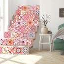 Walplus Moroccan Mosaic - Sticker mural / Trapstic