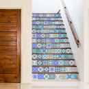 Walplus Mediterranean Mosaic - Wall sticker / Trap