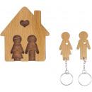 ingrosso Elettronica di consumo: Portachiavi con chiave - Boy & Me