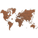 wholesale Toys: Wooden City World Map XXL - Wooden Model Building