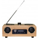 3G Portable Stereo Speaker - FM Radio AUX / USB /