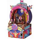 Boîte à musique Robotime DIY - Parc d'attracti
