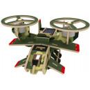 Robotime Solar Wooden Model Kit with paper coating