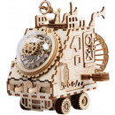 wholesale Toys: Robotime Space Car AM681 - Wooden modeling - Mu
