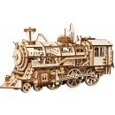 Robotime Locomotive LK701 - Wooden modeling