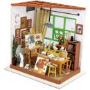 Robotime Ada's Studio DG103 - Wooden modeling