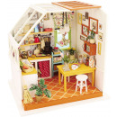 wholesale Toys: Robotime Jasons Kitchen DG105 - Wooden modeling -