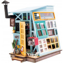 Robotime Houten Hut DGM03 - Wooden modeling - Min