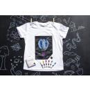 Großhandel Kinder- und Babybekleidung:-Tafel-Kleidertafel T-Shirt für Kinder