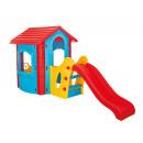 grossiste Jeux de jardin: Cabane pour enfants en plastique HAPPY ...