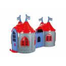 grossiste Outils a main: Château d'enfants en plastique avec ...
