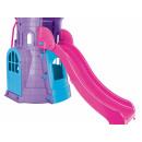 hurtownia Ogrod & Majsterkowanie: Plastikowy zamek dla dzieci ze zjeżdżalnią CASTLE