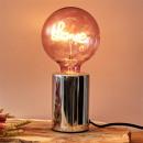 light bulb g125 e27 love rose 4w