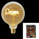 bulb g125 e27 dream amber 4w