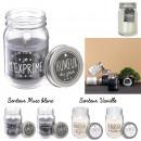 grossiste Maison et habitat: bougie parfumee bocal humeur h13cm, 4-fois ...