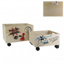 roulette storage box games x2, 1-time asso