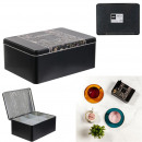 metal embossed infusion box