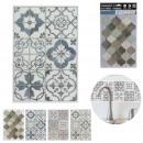 decoupable tile sticker x1 30x20cm, 4-time ass