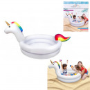 wholesale Sports & Leisure: unicorn inflatable pool 130cm