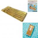 nagyker Sport és szabadidő: Felfújható matrac aranyszínű 181cm