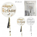 groothandel Stationery & Gifts: bobo ballon sticker 45cm, 2- maal geassorteerd