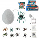 wholesale Toys: magical egg spider, 8- times assorted