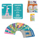 carte educative j apprends les monuments x30