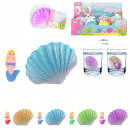 magical egg shell mermaid, 4- times assorted