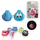 yoyo luminous monster, 6-times assorted