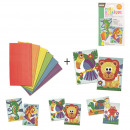Mosaic game foam, 3-time assorted