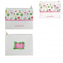 flamingo pouch, 1- times assorted