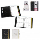 mom perpetual planner 15x19cm, 2- times assorted