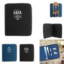 Tablet organizer dad 25x21cm, 2- times assorted