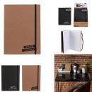 groothandel Kantoor- & winkelbenodigdheden: a5 gelukkig werkend notitieboek, 2- ...