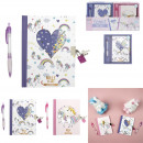 wholesale Pencils & Writing Instruments: secret notebook and unicorn pencil, 2- times ...