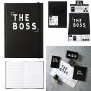 Großhandel Geschenkartikel & Papeterie:a5 das Chef-Notizbuch