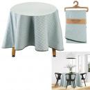 Großhandel Tischwäsche: rundes tischdeckenlaub 180cm