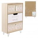 Großhandel Home & Living: Speicher 3 Schubladen zu Fuß Pompons ...