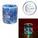 wholesale Pictures & Frames: candle holder mozaique lagoon