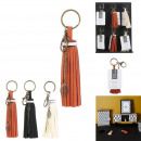 wholesale Keychains: tassel keychain, 3- times assorted