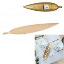 wholesale Decoration: empty pocket metal gold leaf