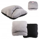double gray slipper velvet pattern